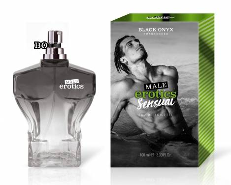 Male Erotics Sensual Men Perfume EdT 100 ml Black Onyx Fragrances